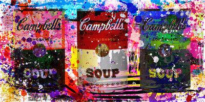 Colorful Cambells extravaganza