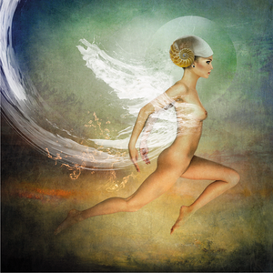 Fantasy - Fotokunst vrouw
