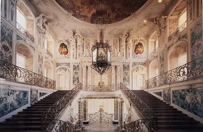 Grand entrance - Fotokunst gebouw