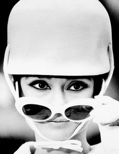 Audrey Hepburn cap