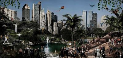 Fotokunst acrylglas NEW YORK