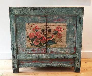 Chinees beschilderd kastje