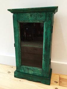 Ophang kastje groen