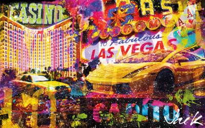 Fotokunst Las Vegas