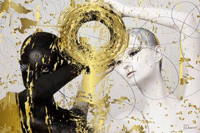 Connection - Fotokunst vrouw