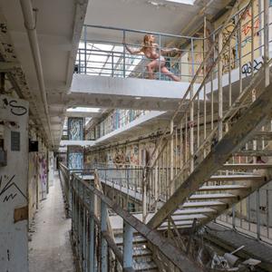 Prisoner - Fotokunst gebouwen