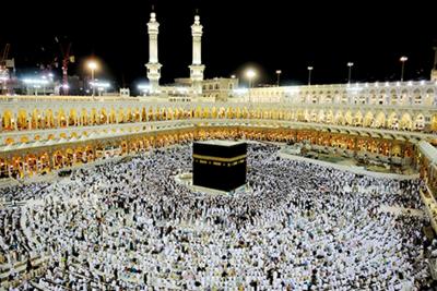 Fotokunst Mekka