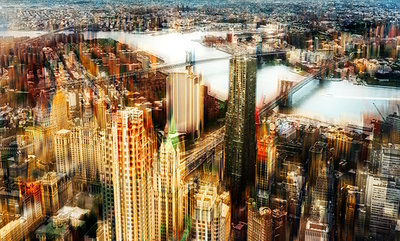 New York WTC 103th floor timelapse