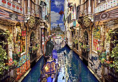 Pop goes Venice