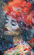 Spanish-attitude-100-x-160-cm-Vrouwen-schilderij