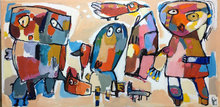 On-the-way-home-180-x-90-cm-schilderij-cobra