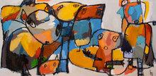 Verbondenheid-180-x-90-cm-schilderij-cobra