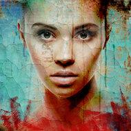 Intriguing-Fotokunst-vrouw