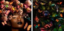 Tweeluik-(Beauty)-200-x-100-cm-Fotokunst