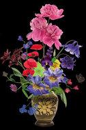 Colorful-vase-Fotokunst-bloemen-vaas-bloemenvaas