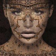 Pattern-II-Fotokunst-vrouw