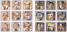Tweeluik-serie-VII-en-VIII-122-x-122-cm-Epoxy-schilderij