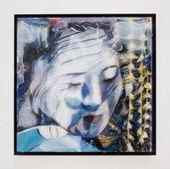 Kleurrijke-vrouw-V-22-x-22-cm-Epoxy-schilderij