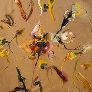 Botanic-140-x-140-cm-schilderij-bloemen