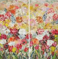 Splendore-130-x-130-cm-schilderij-bloemen-tweeluik