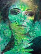Très-chique-120-x-160-cm-schilderij-vrouw