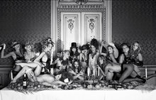 The-last-supper-BW