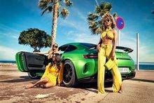 Corbra GN 9006 Mercedes beachgirls ��