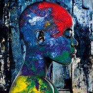 Cobra art Colorful mind