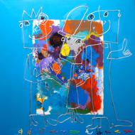 Blue-Wonder-Fotokunst-abstract