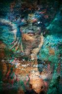Mermaid-Fotokunst-vrouw
