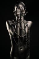 Captured-Fotokunst-vrouw