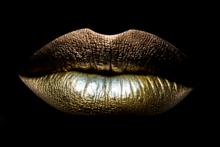 Fotokunst-lips