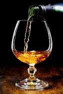 Fotokunst-cognac