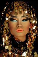 Golden-Hair-Fotokunst-vrouw
