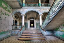 Entrance-Fotokunst--gebouwen