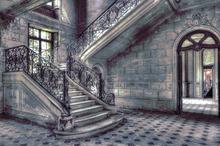 The-Staircase-Fotokunst--gebouwen