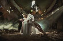 Fallen-Angel-Fotokunst--vrouw