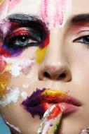 Coloured-Fotokunst-painting