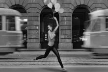 Balloons-Fotokunst-vrouw