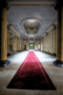 The-red-carpet-Fotokunst