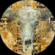 Fotokunst-schedel-100-x-100-cm-rond