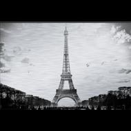 Fotokunst-Eiffeltoren-Parijs