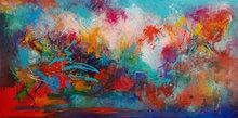 Dankbaarheid-160-x-80-cm-Abstract-schilderij