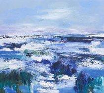Blue-Landscape-100-x-90-cm