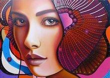 Be-bold-140-x-100-cm-Vrouwen-schilderij-groot