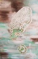Blue-Bird-100-x-150-cm-Groot-abstract-schilderij