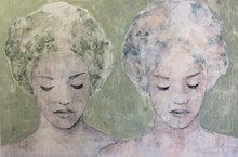 In-between-150-x-100-cm-Groot-schilderij-vrouw