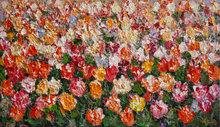 Charme-120-x-70-cm-Bloemen-schilderij