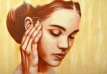 We-all-dream-160-x-110-cm-Schilderij-vrouw-epoxy