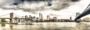 Fotokunst skyline 150x50 cm_8